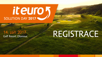 Registrace na ITeuro Solution Day 2017
