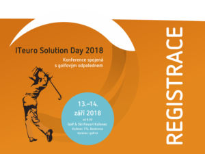 Registrace_ITeuro-Solution-Day-2018