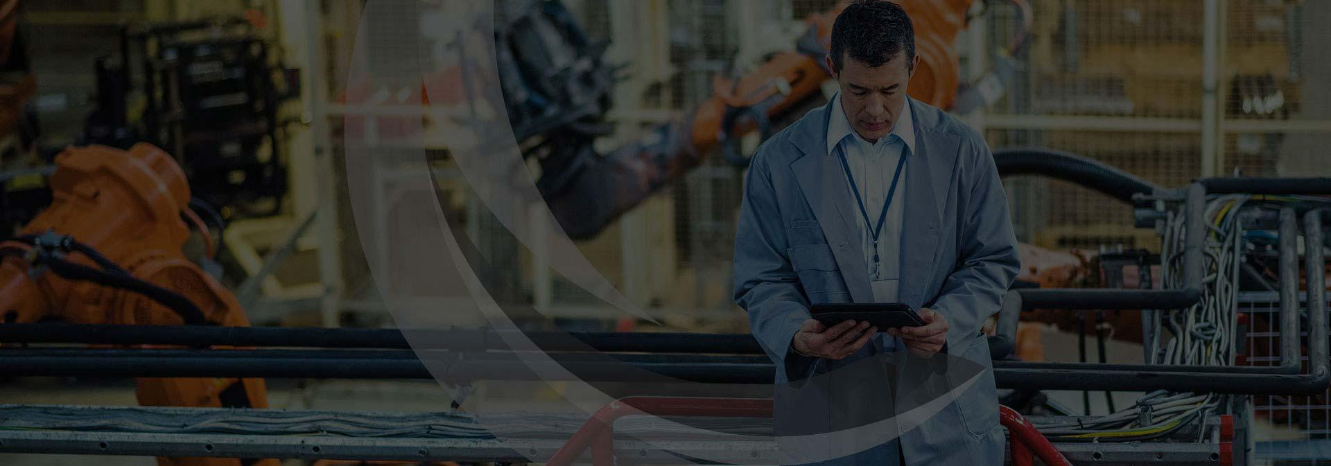 Informační systém Infor CloudSuite Industrial (SyteLine) ERP